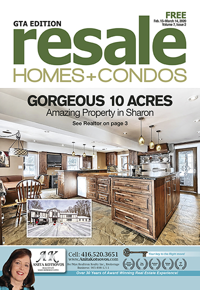 Resale Homes and Condos
